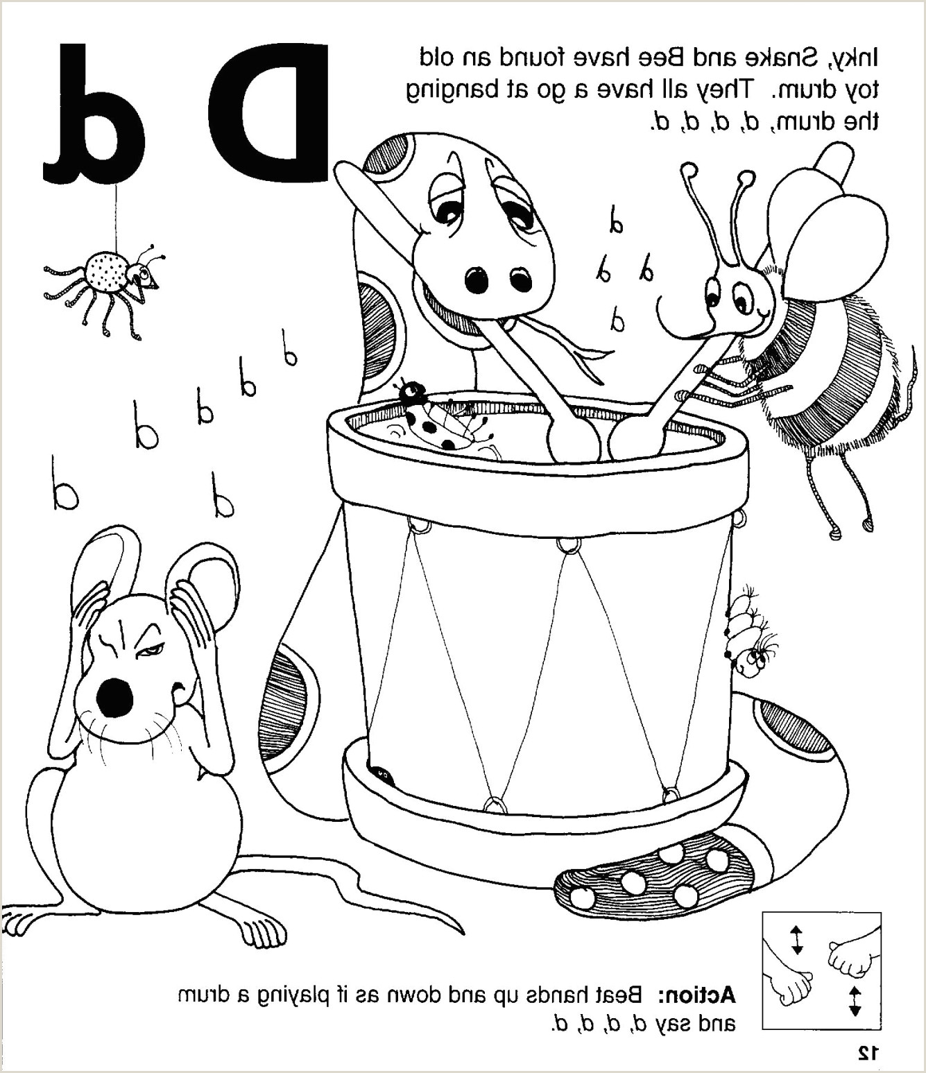 Kindergarten Reading Comprehension Free Worksheet