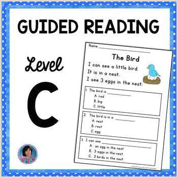 Kindergarten Reading Comprehension Passages Pdf