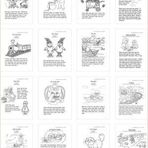 Kindergarten Reading Comprehension Pdf