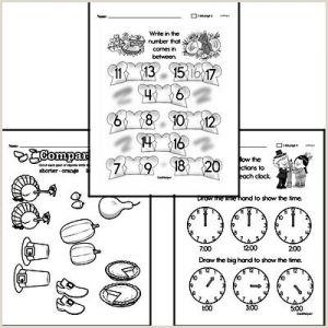 Kindergarten Reading Comprehension Worksheets Pdf