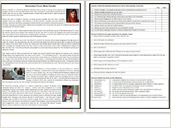 Kindergarten Reading Comprehension Worksheets Printable