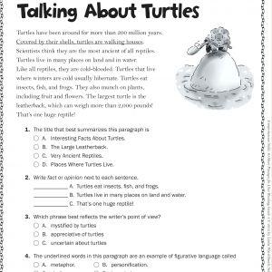 Kindergarten Reading Fluency and Comprehension Passages Pdf