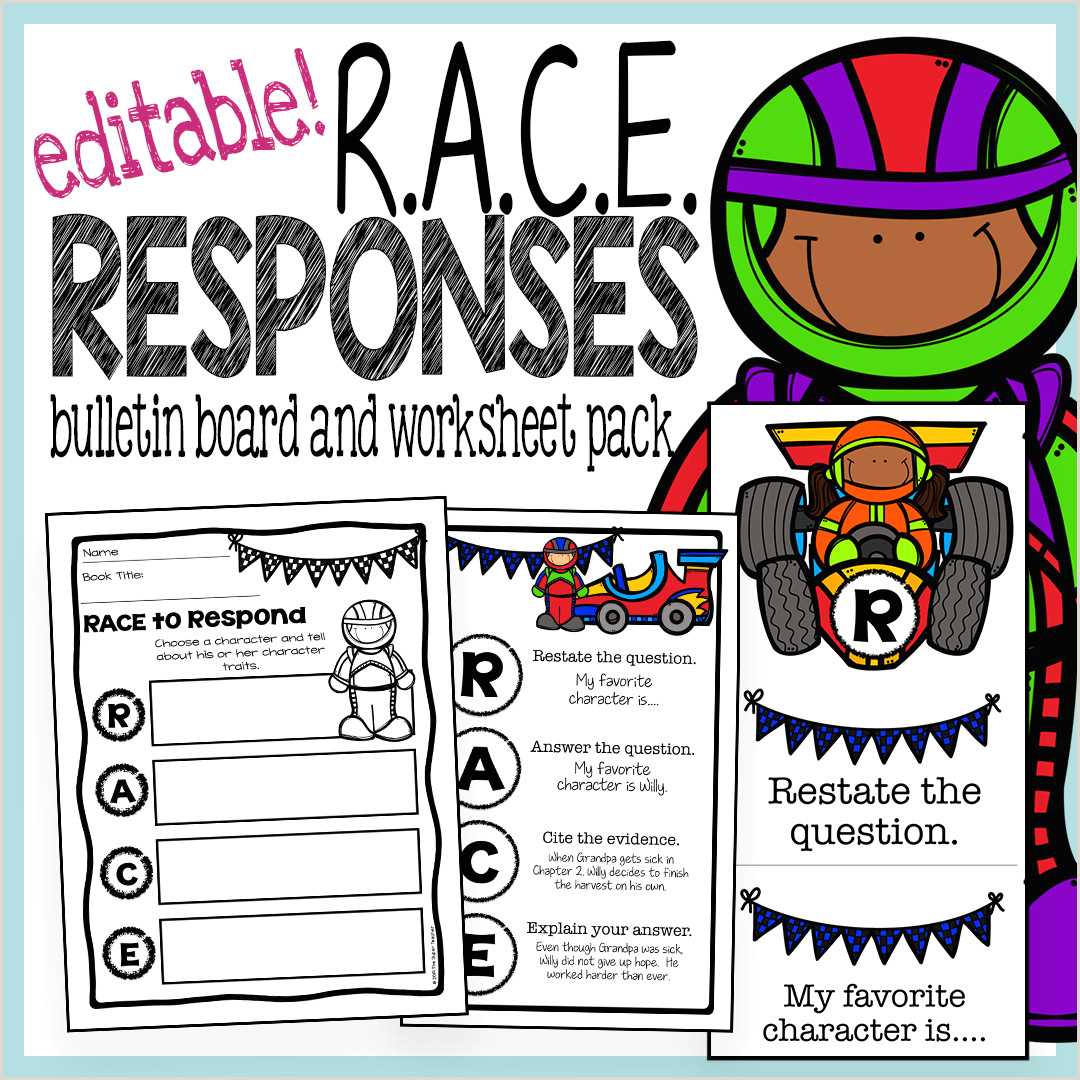 Kindergarten Reading Response Worksheet