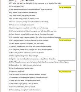 Kindergarten Reading Sentences Worksheets
