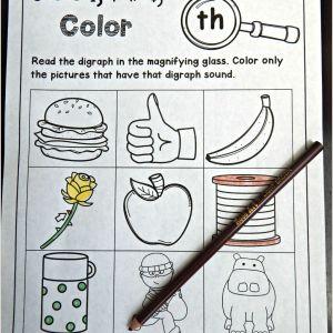 Kindergarten Reading Worksheets Free Printable