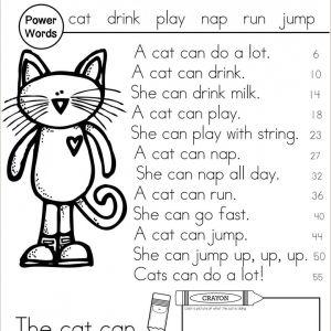 Kindergarten Reading Worksheets In Spanish