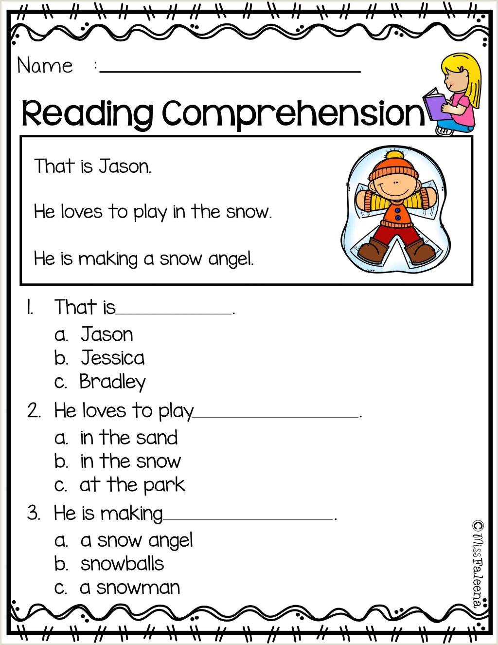 Kindergarten Reading Worksheets Tagalog