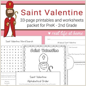 Kindergarten Valentine Reading Worksheets