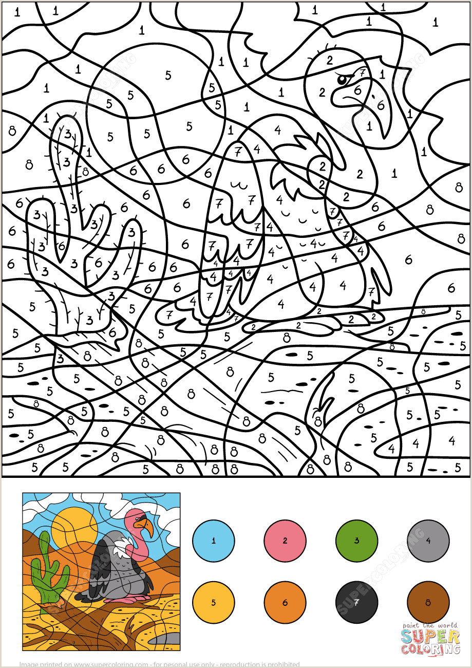 Minecraft Color By Number Coloring Pages