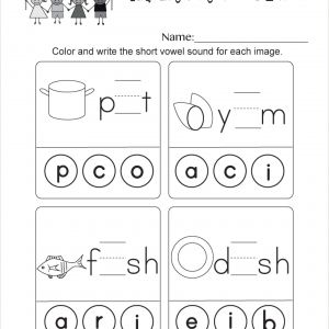 November Color by Number Worksheets