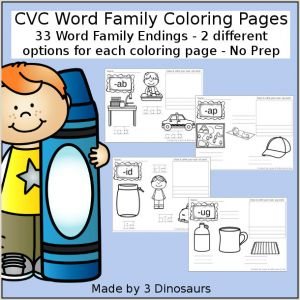 October Color by Number Worksheets