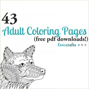 Printable Color by Number Coloring Pages for Adults