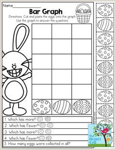 Printable Easter Worksheets For First Grade