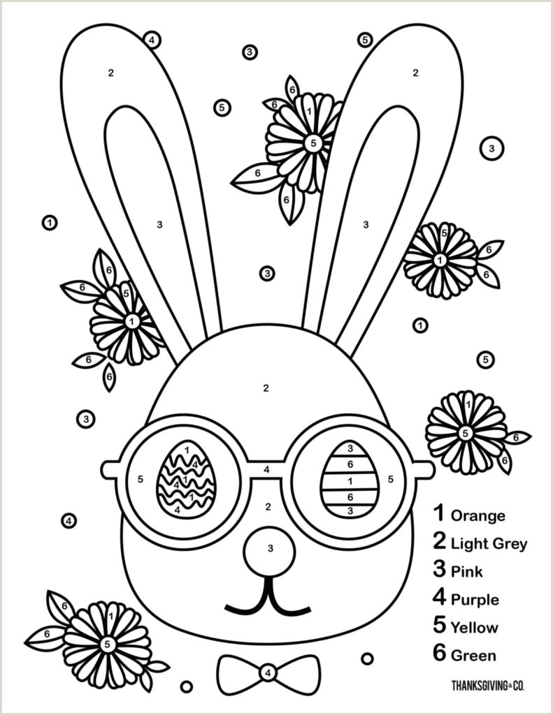 Printable Easter Worksheets For First Grade