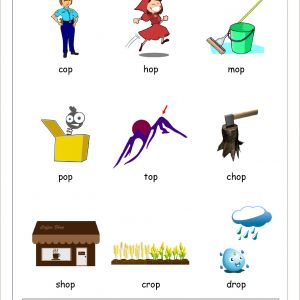 Reading Comprehension Worksheet for Kindergarten