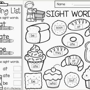 Reading Comprehension Worksheets for Kindergarten Pdf