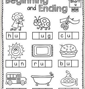 Reading for Kindergarten Worksheets