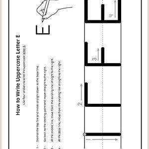 Reading Printable Worksheets for Kindergarten