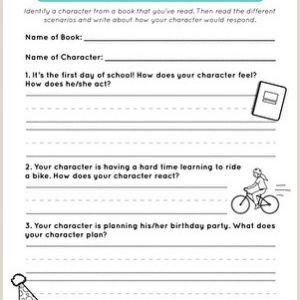 Reading Time Worksheets for Kindergarten