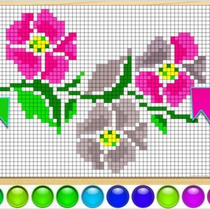 Sandbox Art-sandbox Color by Number Coloring Pages Descargar