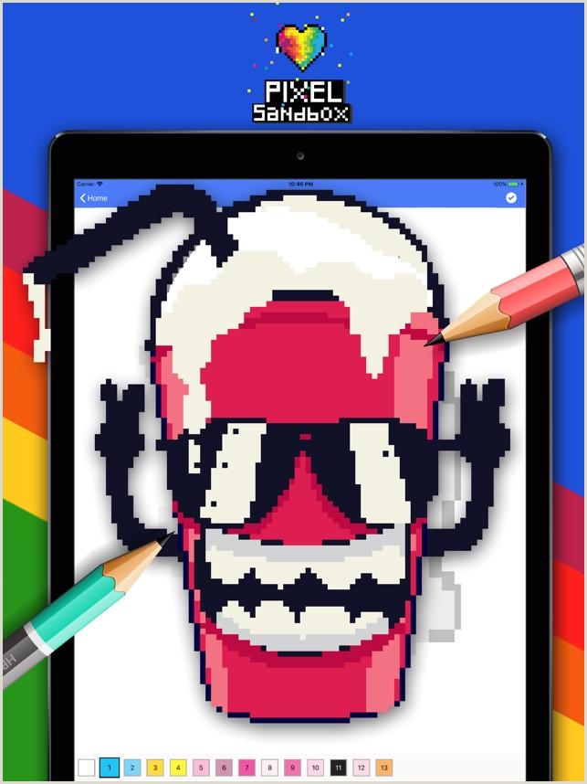 Sandbox Art-sandbox Color by Number Coloring Pages Descargar