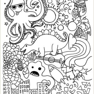 Sandbox - Color by Number Coloring Pages Online