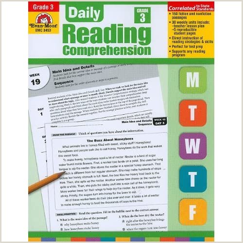 Simple Reading Comprehension Worksheets For Kindergarten