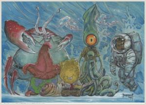 Things To Paint Easy Spongebob