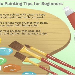 Things to Paint Easy Step by Step