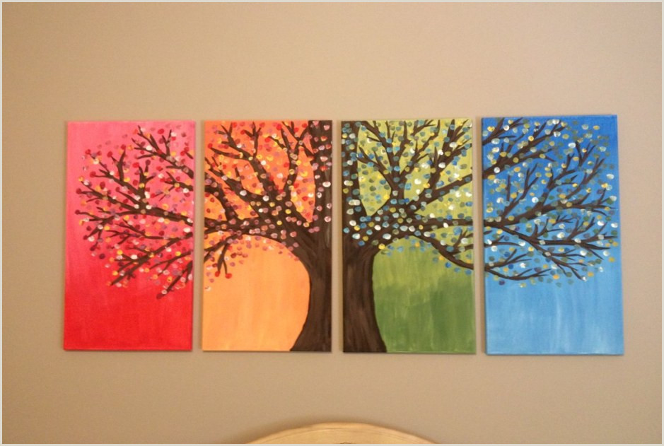 Things To Paint On Canvases Easy