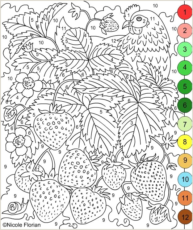 Weather Color By Number Worksheets