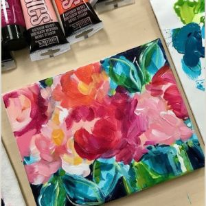 What to Paint On A Canvas Easy
