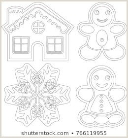 Winter Color by Number Coloring Pages