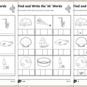 Worksheets On Easter Story