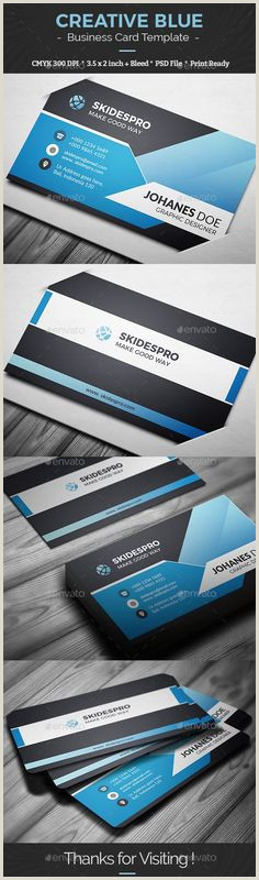 2 Color Business Cards 500 Best Business Card Templates Images In 2020