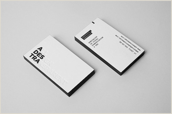 25 Best Business Cards 50 Of The Best Business Card Designs Paste