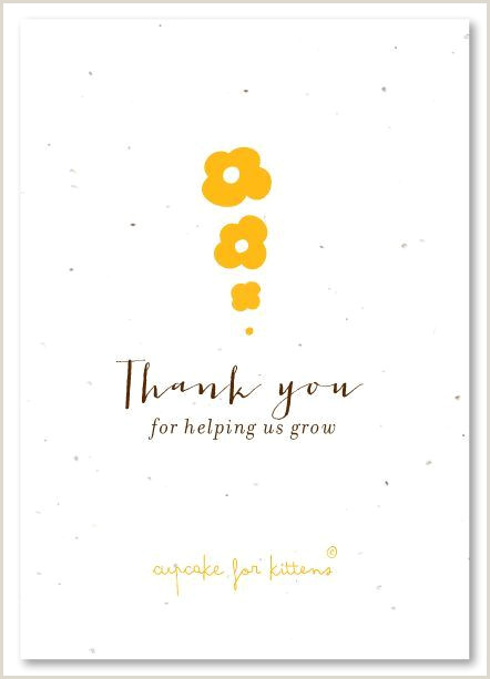 30 Best Business Cards Thank You Messages Business Thank You Card Best 25 Business Thank You Cards