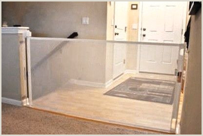 """6ft Retractable Baby Gate Gate Can Retract When Not In Use Like A """"sideways"""" Window"""