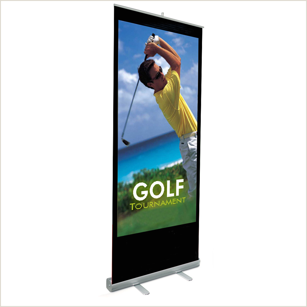 A Frame Banner Stands Roll Up Banner Stand Order Line