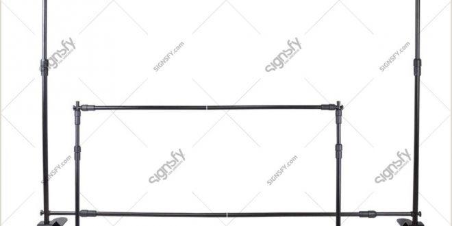 Adjustable Banner Stands Adjustable Banner Stand Backdrop