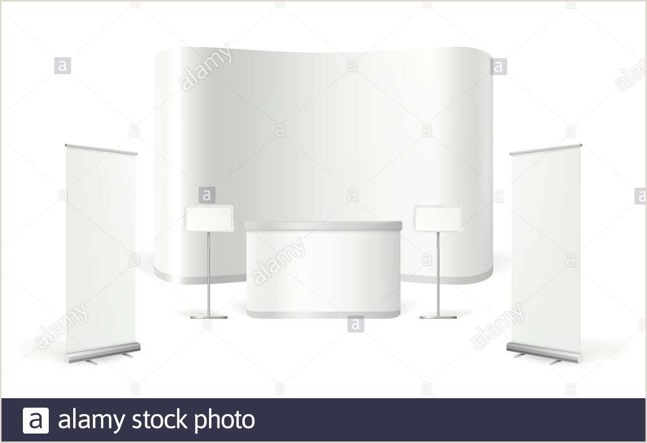 Advertising Display Stands Advertising Display Stand High Resolution Stock Graphy