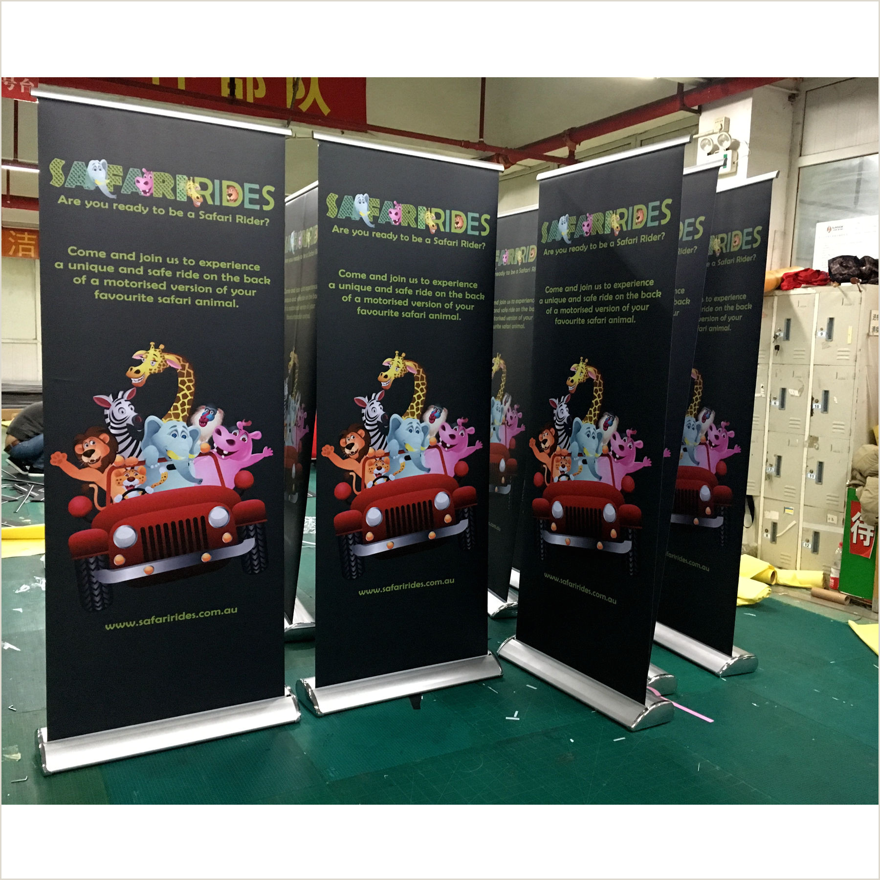 Aluminum Banner Stand China Aluminium Roll Up Banner Stand For Display China