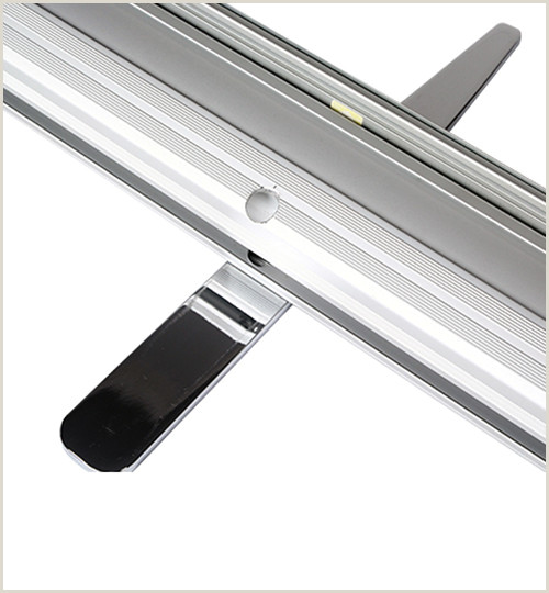 Aluminum Banner Stand Magnetic Aluminum Roll Up Banner Stand