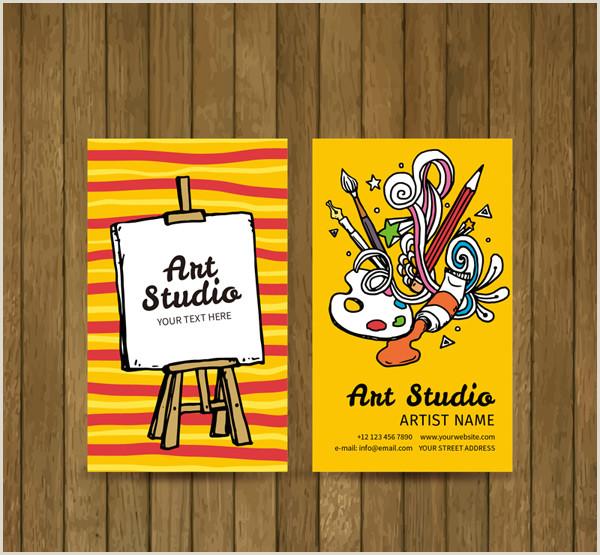 Art Business Cards 4 Designer