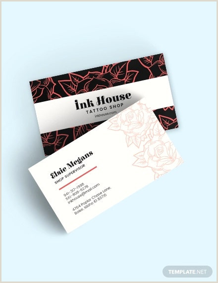 Artist Business Cards Examples 40 Artist Business Cards In Word Psd Ai Vector Eps