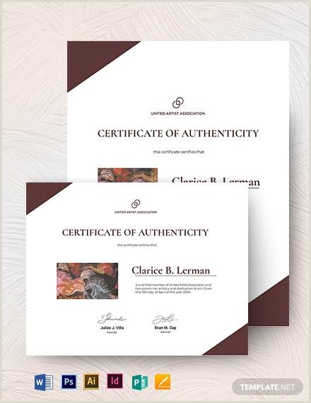 Artist Business Cards Examples Makeup Artist Certificate Template