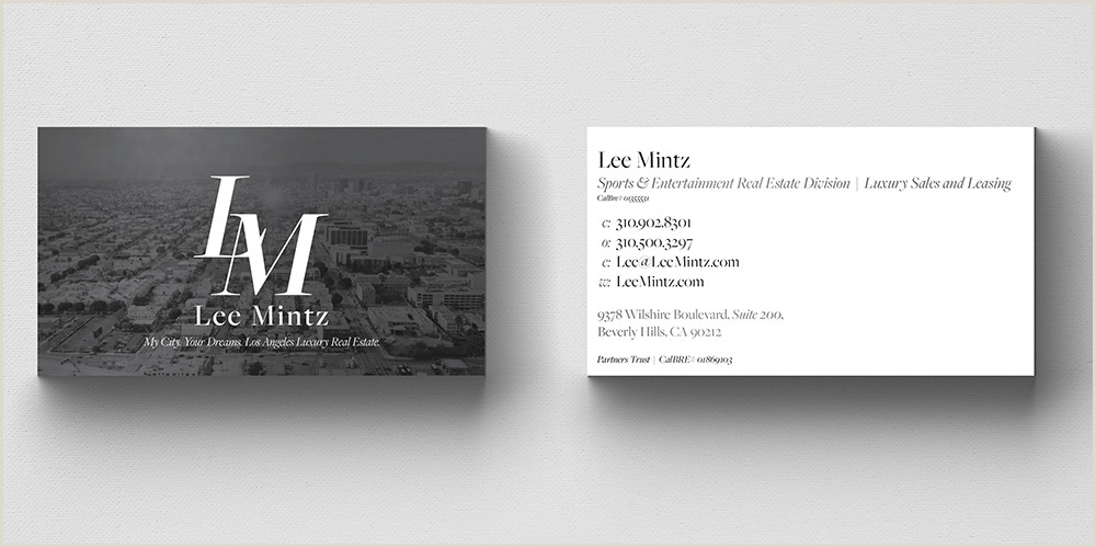 Awesome Real Estate Business Cards 28 Real Estate Business Cards We Love