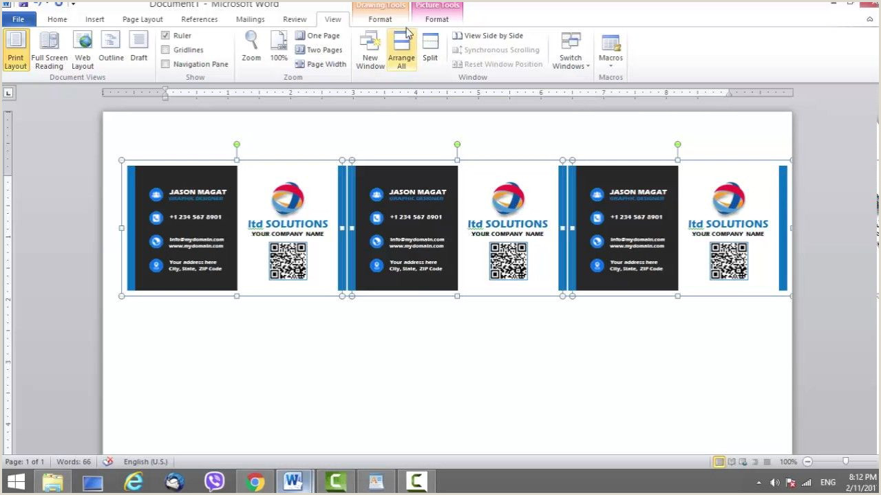 B Unique Business Cards Reviews Business Card Template For Microsoft Word With Business
