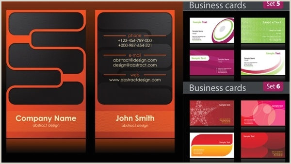Background Business Card Business Card Background Design Free Vector 68 856