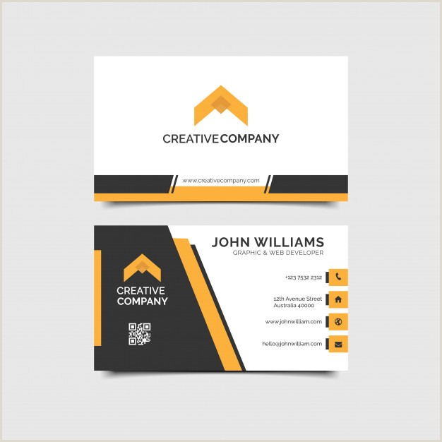 Background Design For Business Cards Business Card Background